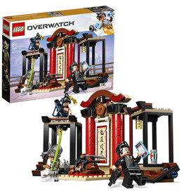 Lego Overwatch Hanzo Vs Genji - Overwatch