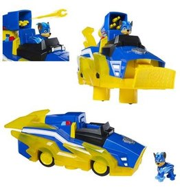 Spin Master Mighty Pups Chase  Charged Up Hovercraft - Paw Patrol