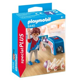 Playmobil Bowlingspeler -Playmobil Special Plus