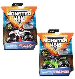 Spinmaster 1:64 Monster Jam Die Cast Ass