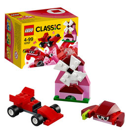 Lego Classic Red Creative Box- Classic