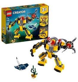 Lego Creator Onderwaterrobot - Creator