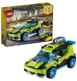 Lego Creator Raketrallyauto - Rocket Rally Car Creator