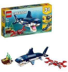 Lego Creator Diepzeewezens - Creator