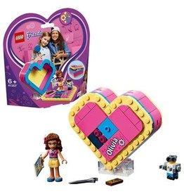 Lego Friends Olivia'S Hartvormige Doos - Friends