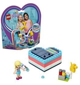 Lego Friends Stephanie'S Hartvormige Zomerdoos - Friends
