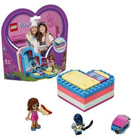 Lego Friends Olivia'S Hartvormige Zomerdoos - Friends