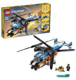Lego Creator Creator Dubbel-Rotor Helikopter - Twin-Rotor Helicopter