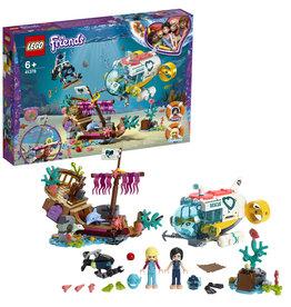Lego Friends Friends - Dolfijnen Reddingsactie - Dolphins Rescue Mission