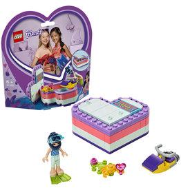 Lego Friends Friends Emma'S Hartvormige Zomerdoos - Summer Heart Box