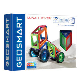 GEOSMART GeoSmart GEO 211 Lunar Rover (30 Stukjes)
