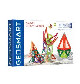 GEOSMART GeoSmart Alien creatures 63pc  GEO 400