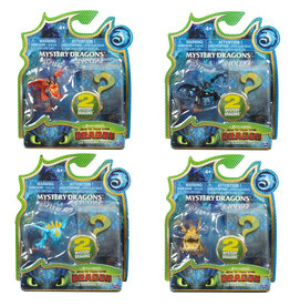 Spin Master Mystery Dragons 2Pack