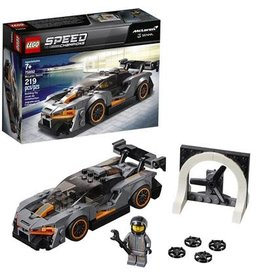 Lego Speed Champions Mclaren Senna - Speed Champions