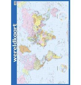 Edutrix Wereldkaart - Educatieve Poster