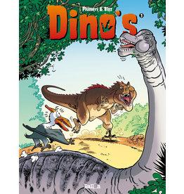 Ballon Media Dino'S Deel 3-003 - Stripboek