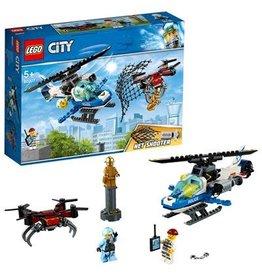 Lego City Lego City Luchtpolitie Drone-Achtervolging