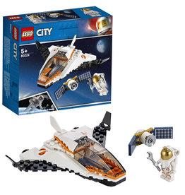 Lego City Lego City Satelliettransportmissie -  Space Satellite Service Mission