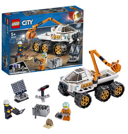 Lego City Lego City Testrit Rover - Space Rover Testing Drive