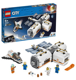 Lego City Lego City Ruimtestation Op De Maan - Lunar Space Station