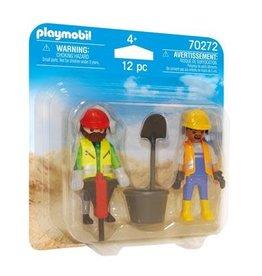 Playmobil Playmobil bouwvakkers