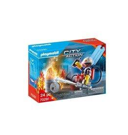 Playmobil Playmobil Cadeauset Brandweer