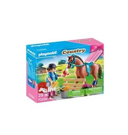 Playmobil Country Playmobil Cadeauset Paarden