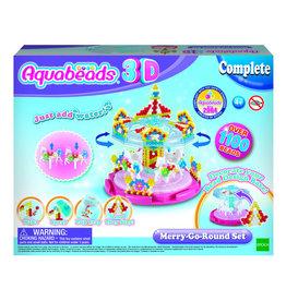 Aquabeads Aquabeads 31392 3D Draaimolenset