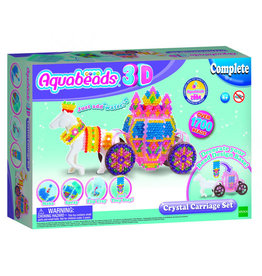 Aquabeads 3D Koetsenset - 3D Crystal Carriage
