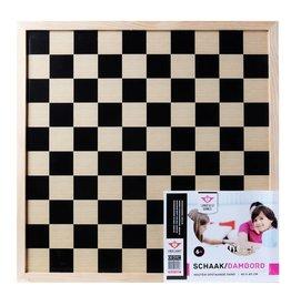 Longfield Games Schaak-/Dambord Longfield