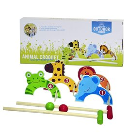 Outdoor Play Outdoor Play Dieren croquet