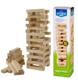 Outdoor Play Outdoor Play stapeltoren hout