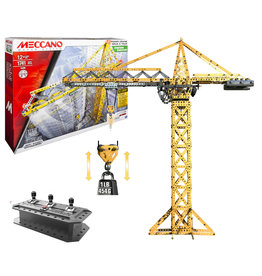 Meccano Meccano Tower Crane Autom.1.991