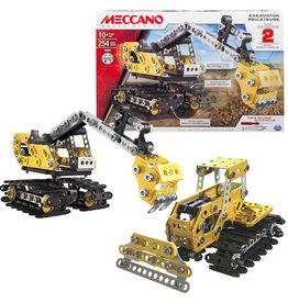 Meccano Meccano Construction Digger