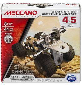 Meccano Meccano Chopper Starterset