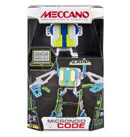 Meccano Meccano Magna Micronoid Code