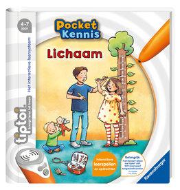 Tiptoi RavensburgerTiptoi Pocket Kennis: Lichaam