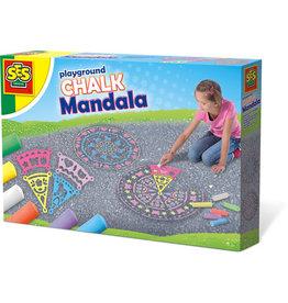 SES SES Chalk Mandala Playground  02208