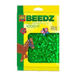 SES Creative SES  Strijkkralen 1000 Groen 00703