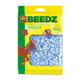 SES Creative SES strijkkralen 1000 Lichtblauw  00714