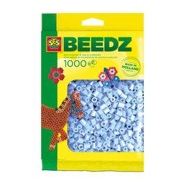 SES SES strijkkralen 1000 Lichtblauw  00714