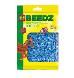 SES Creative SES  Strijkkralen 1000 Hemelsblauw 00704
