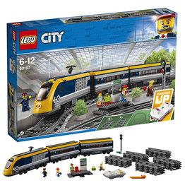 Lego City Passenger Train - City
