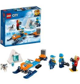 LEGO Arctic Exploration Team - City
