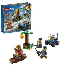 Lego City Lego City Mountain Fugetives - Mountain Police