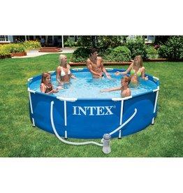 Intex Intex Metal Frame Pool 305X76