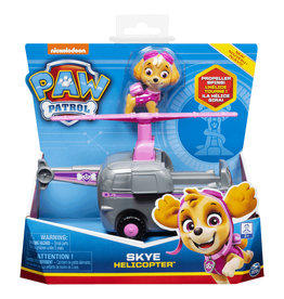 Paw Patrol Skye Helicopter Basic Vehicle Paw Patrol