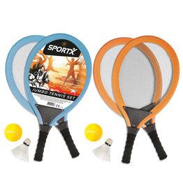 Sportx SportX Jumbo Tennis Set 2ass