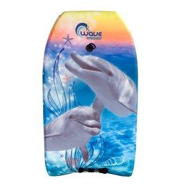 Summertime Bodyboard Dolfijn