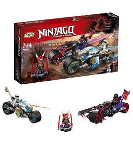 Lego Ninjago Lego Ninjago  Street Race Of Snake Jaguar